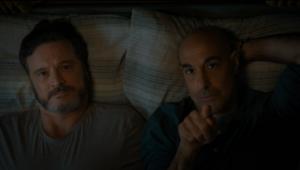 Colin Firth e Stanley Tucci vivem casal enfrentando doença em novo filme