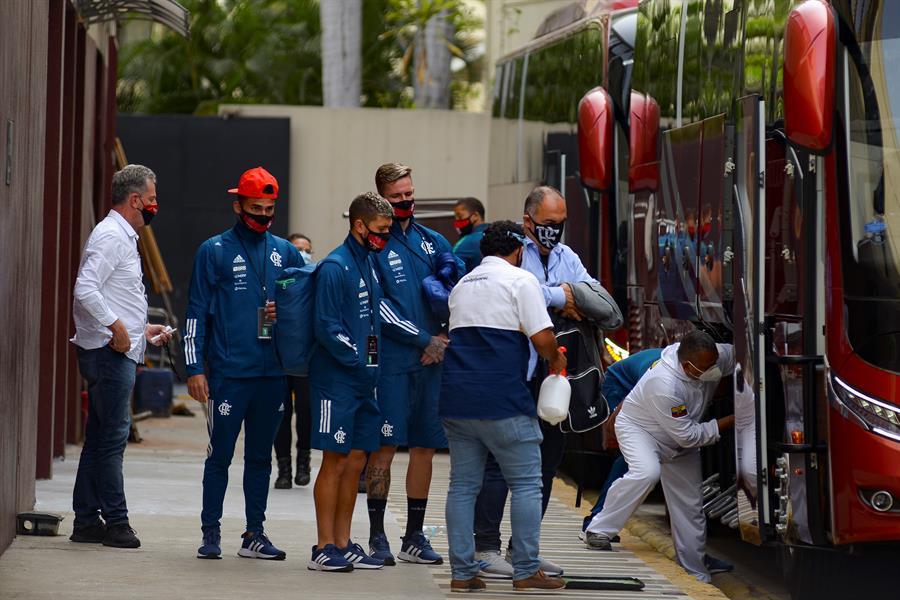 Flamengo tem mais casos de covid-19 e faz novo pedido para adiar jogo – Jovem Pan