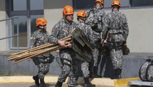 Fogo no Pantanal: Governo de Mato Grosso aguarda chegada da Força Nacional