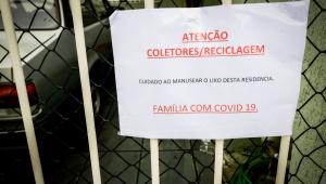Na pandemia, milhões de catadores pelo Brasil ficaram sem renda