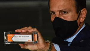 Bolsonaristas organizam ato antivacina contra João Doria
