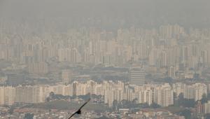 SP tem fim de semana com qualidade do ar ruim por causa de queimadas no Pantanal