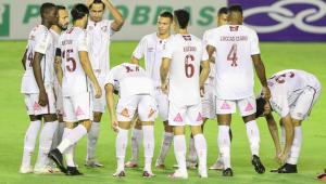 Fluminense tem nove jogadores diagnosticados com Covid-19