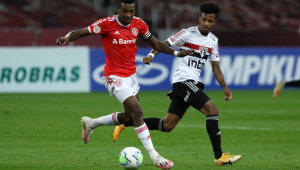 São Paulo empata com Inter e vai para a Argentina pressionado enfrentar o River