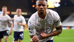 Com gol de Gabriel Jesus, Manchester City estreia com vitória no Inglês