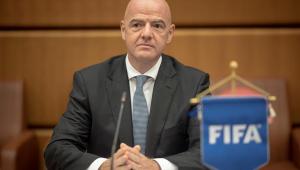 Presidente da Fifa, Gianni Infantino está infectado com o novo coronavírus