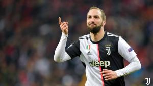 Higuaín deixa a Juventus e já está perto de fechar com novo clube