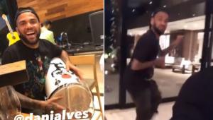 Vídeos de Daniel Alves 'fervem' bastidores e geram polêmica no São Paulo; entenda