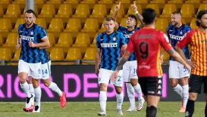 Inter e Atalanta chegam a segunda vitória consecutiva no Italiano