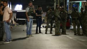 Polícia de SP prende suspeita de participar de assalto a banco em Criciúma