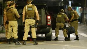 Polícia Federal prende cinco suspeitos de participar do assalto em Criciúma