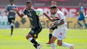 Corinthians obtém efeito suspensivo e libera Jô para encarar o Sport