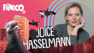JOICE HASSELMANN - PÂNICO - AO VIVO - 21/09/20