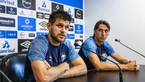 Kannemann e Geromel são diagnosticados com Covid-19 e desfalcam o Grêmio