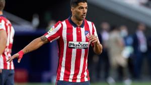 Simeone: 'Suárez é maravilhoso, tremendo, extraordinário, forte, agressivo e intenso'