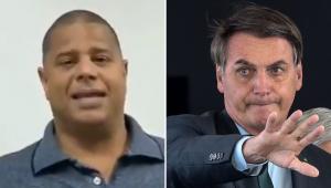 'A Globo é usada por esportistas para atacar Bolsonaro', dispara Marcelinho Carioca