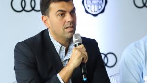 Banido do futebol, presidente do Olimpia-PAR se diz 'injustiçado'