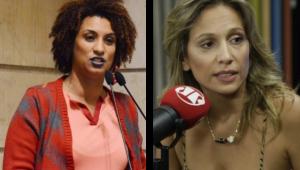 Em entrevista, Luisa Mell diz que não entraria na política por 'medo de ser uma nova Marielle'