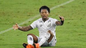 Marinho, do Santos, testa positivo para a Covid-19