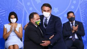 'É ruim ver que isso foi resolvido pela hierarquia militar', diz Augusto sobre conversa entre Bolsonaro e Pazuello