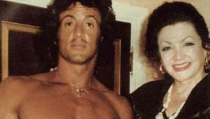 Morre Jackie Stallone, mãe de Sylvester Stallone, aos 98 anos