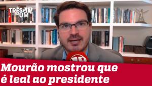 Rodrigo Constantino: No governo, muitas vezes, transparência é confundida com improviso