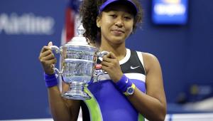 Jovem japonesa é campeã do US Open e fatura 3º Grand Slam da carreira