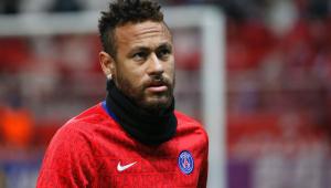 Neymar tem lesão muscular e é dúvida para próxima rodada do Francês