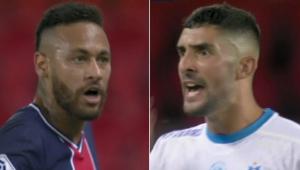 TV mostra possível fala homofóbica de Neymar, e tio de rival dá nova versão para suposta ofensa racista