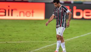 Fred, do Fluminense, testa positivo para Covid-19