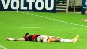 Sindicato dos Atletas diz que acionará a Justiça se CBF não adiar Palmeiras x Flamengo
