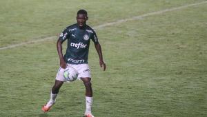 Patrick de Paula sofre lesão muscular e vira desfalque no Palmeiras