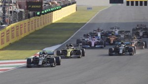 Governo alemão autoriza presença de 20 mil torcedores em GP da Fórmula 1