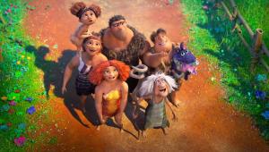 'Os Croods 2': Família descobre mundo além da caverna em trailer