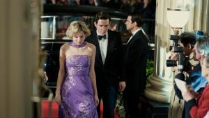 'The Crown': Princesa Diana aparece em primeiras imagens da 4ª temporada