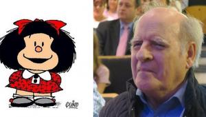 Morre Quino, cartunista criador da Mafalda, aos 88 anos