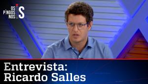 Esquerda caviar e militontos destroem imagem do Brasil no exterior, diz Salles