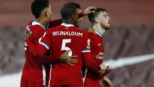 Liverpool vence o Arsenal de virada e segue 100% no Campeonato Inglês