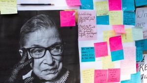 As lições de Ruth Bader Ginsburg e a vaga no STF