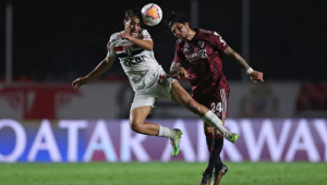 São Paulo só empata com River em casa e se complica na Libertadores