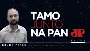 TAMO JUNTO NA PAN - 24/09/2020 - AO VIVO
