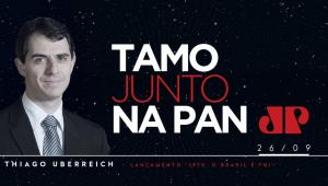 TAMO JUNTO NA PAN - 26/09/2020 - AO VIVO