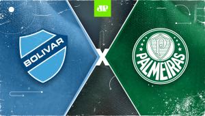 Bolívar x Palmeiras: assista à transmissão da Jovem Pan ao vivo