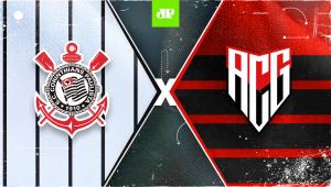 Corinthians x Atlético-GO: assista à transmissão da Jovem Pan ao vivo