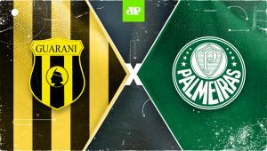 Guaraní-PAR x Palmeiras: assista à transmissão da Jovem Pan ao vivo