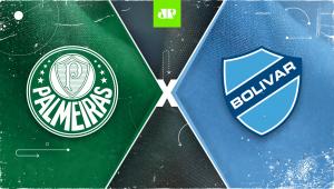 Palmeiras x Bolívar: assista à transmissão da Jovem Pan ao vivo