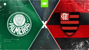 Palmeiras x Flamengo: assista à transmissão da Jovem Pan ao vivo