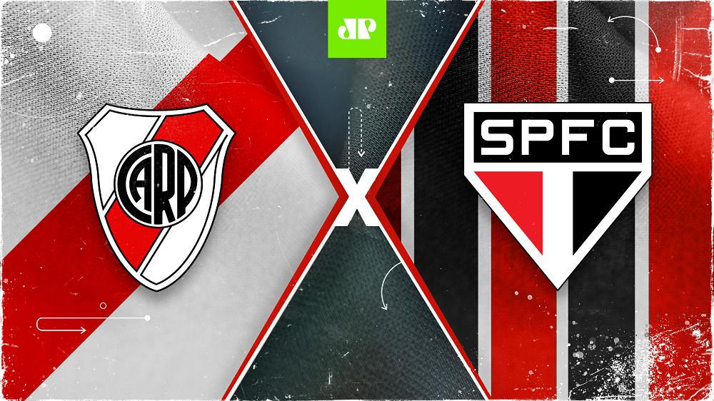 River Plate X Sao Paulo Assista A Transmissao Da Jovem Pan Ao Vivo Jovem Pan