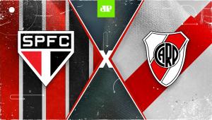 São Paulo x River Plate: assista à transmissão da Jovem Pan ao vivo