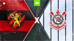 Sport x Corinthians: assista à transmissão da Jovem Pan ao vivo